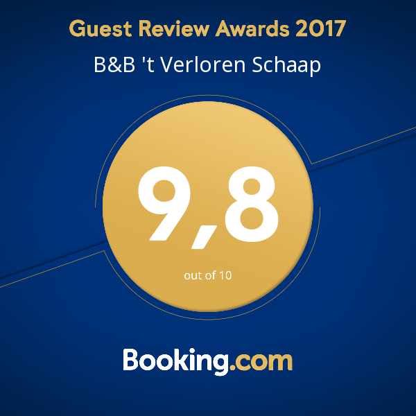 Bookking.com Review Score